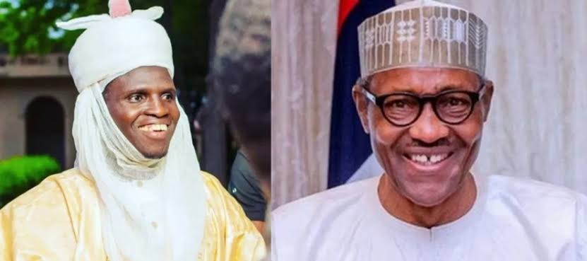 Buhari's Praise Singer Reportedly Receives N57 Million To Release New Song For The President 1