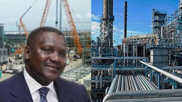 Dangote Refinery Will Not Reduce Petrol Price In Nigeria, It Will Sell At International Price - FG 2