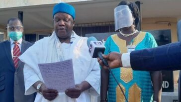 """If I Perish, God Help Nigeria"" - Mailafia Says After Grilling By DSS Over Boko Haram Comment 7"