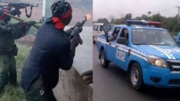 Gunmen Attacks FRSC Officials In Nasarawa Highway, Kills Two Officers, Abducts 10 Others 10