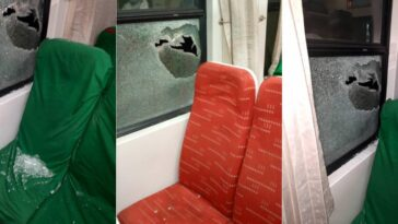 Gunmen Allegedly Attacks Abuja-Kaduna Train, Police Claims It Was 'Stone Throwers' [Photos] 4