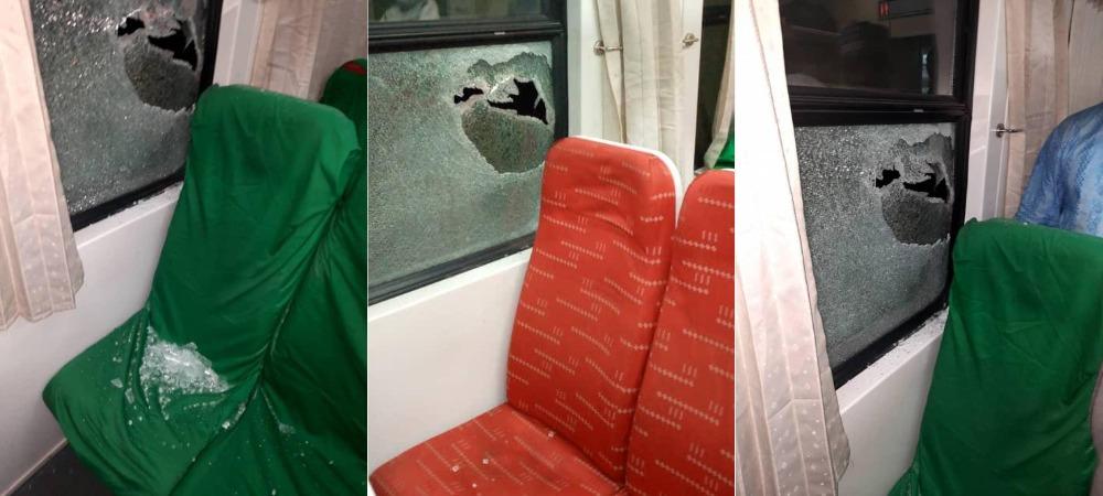 Gunmen Allegedly Attacks Abuja-Kaduna Train, Police Claims It Was 'Stone Throwers' [Photos] 1