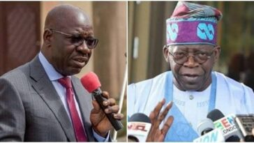 """Reject Obaseki Because He Was Not Part Of Democracy Struggle"" – Tinubu Begs Edo People [Video] 8"