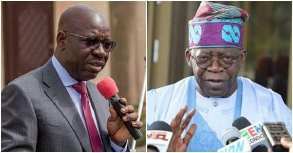 """Reject Obaseki Because He Was Not Part Of Democracy Struggle"" – Tinubu Begs Edo People [Video] 1"