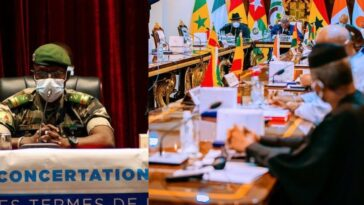 Mali Crisis: Military Coup Leaders Must Appoint Civilian Government Immediately – ECOWAS 6