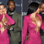 Cardi B Files For Divorce From Offset, Says Their Three-Year-Old Marriage Is 'Irretrievably Broken' 28