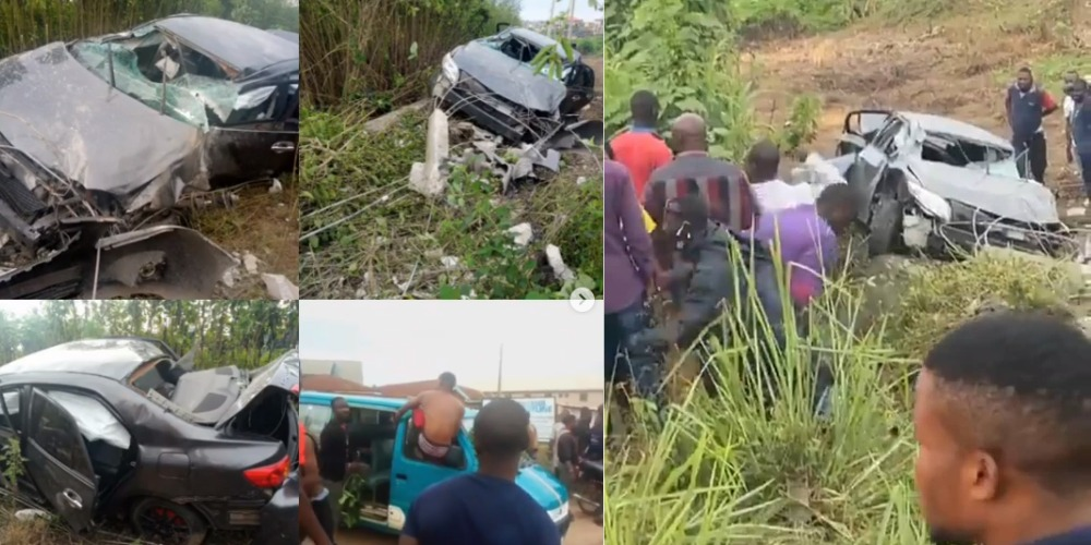 Tension In Osogbo As SARS Officers Allegedly Chase Three Suspected Yahoo Boys To Death [Video] 1