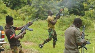One Person Killed As Gunmen Abducts Former US Soldier In Ekiti State 5
