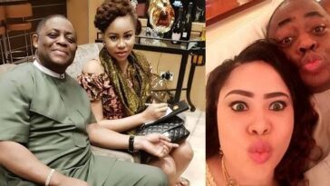 Fani-Kayode And Wife Precious Chikwendu Have Separated Over Alleged Domestic Violence 11
