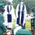 Nigerian Army Buries Soldier Who Was Tortured To Death By 3 Senior Officers At Abuja Barracks 27