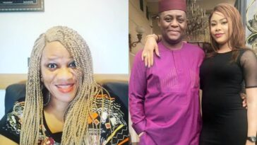 Fani-Kayode Slams Stella Dimokorkus With N2 Billion Law Suit Over News Of Split With Wife 3