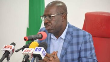 Governor Obaseki Declares Friday Work-Free Day, Ahead Of Governorship Election In Edo State 7