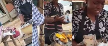Pastor Adeboye's Son Gifts Corn Seller Money After Watching Her Pray Over Her Business [Video] 28