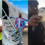 Airport Official Who Davido Gifted $100 Cries Out To Him After Getting Sacked Over Begging [Video] 27