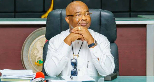 IMO: Governor Uzodinma Signs Law Empowering Him To Arrest, Detain Residents As He Wishes 1