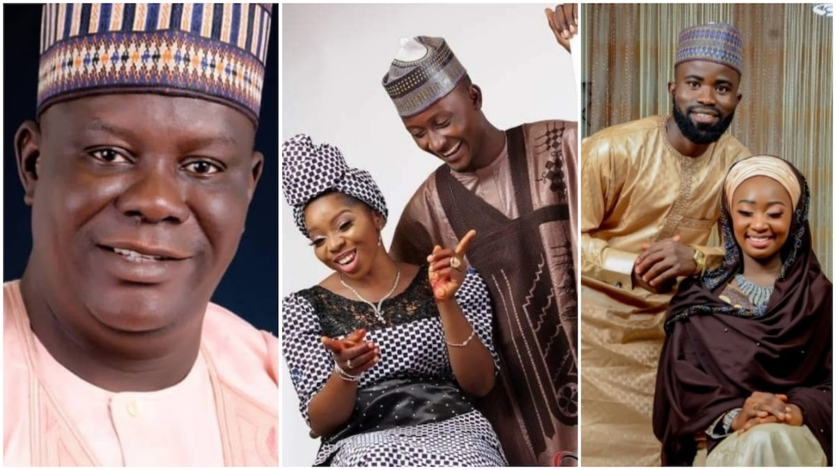 Five Children Of Nigerian Lawmaker Set To Wed On Same Day In Abuja 1