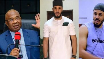 Imo Government Reportedly Plans To Support Ozo With Millions Of Naira To Win BBNaija Show 5