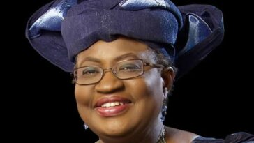 Nigeria's Okonjo-Iweala Named Among 5 Top Contenders For DG Of World Trade Organisation 5