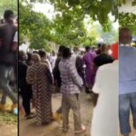 Edo Election: Voters Scramble For Cash As APC Leaders Allegedly Share Money At Polling Unit [Video] 31