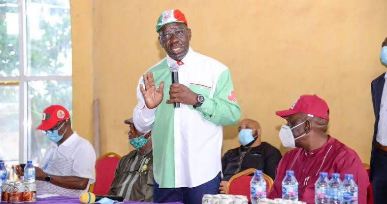 Edo Election: Governor Obaseki Accuses INEC Of Manipulating Poll In Favour Of APC 1
