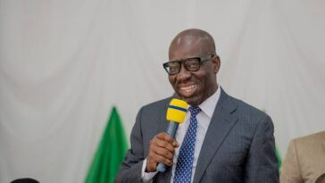 EDO: Governor Obaseki Reacts To His Re-Election, Says His Victory Triumph Over Godfatherism 12