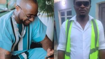 Good Samaritan Gifts Airport Official N200,000 After He Lost His Job Because Of Davido 11