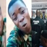 """""""You Will Be In Trouble The Day You Kill A Yahoo Soldier"""" - Nigerian Soldier Warns SARS [Video] 27"""
