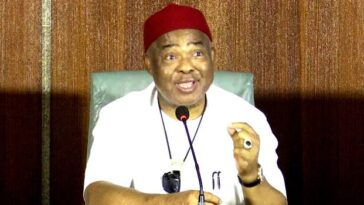Imo Governor, Uzodinma Rejects Edo Governorship Election Result, Says APC Will Win In Court 3
