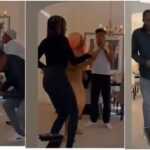 Billionaire, Femi Otedola Dances With His Children As They Have Fun Together At Home [Video] 28
