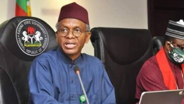 """Nigerians Thinks All Governors Are Just Thieves, Wasting State Resources"" - Nasir El-Rufai 3"