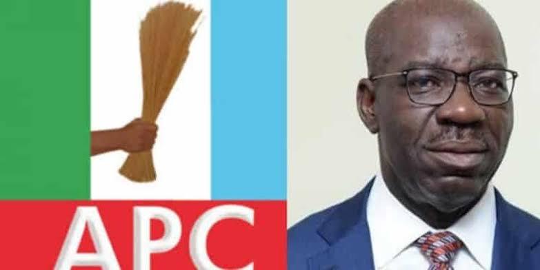 EDO: APC Congratulates Obaseki, Says His Re-Election Represents Victory For Nigeria's Democracy 1
