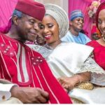 """I'm Now A Grand Dad!"" - VP Osinbajo Announces As Daughter Gives Birth To A Baby Boy 27"