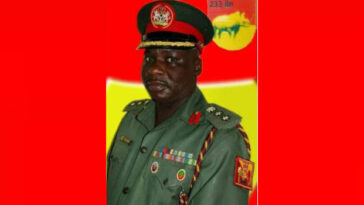 Nigerian Army Colonel, DC Bako Killed By Boko Haram After His Patrol Team Was Ambushed 6