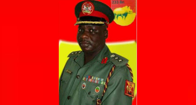 Nigerian Army Colonel, DC Bako Killed By Boko Haram After His Patrol Team Was Ambushed 1