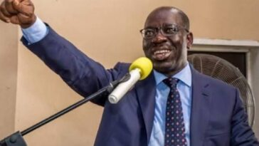 Oshiomhole: We Have Perrmanently Caged Lions And Tigers From Edo Politics - Governor Obaseki 5