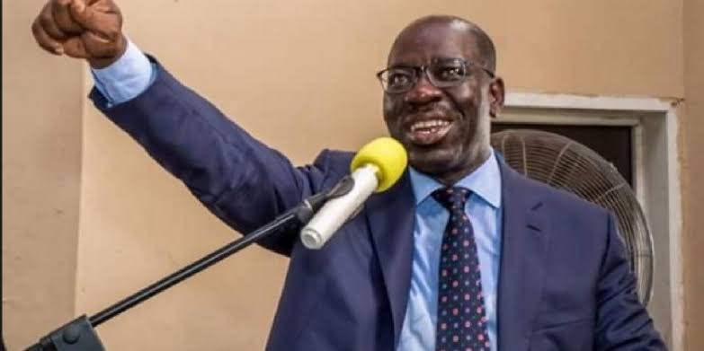 Oshiomhole: We Have Perrmanently Caged Lions And Tigers From Edo Politics - Governor Obaseki 1