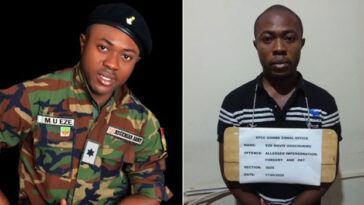 EFCC Arrests Student Who Poses As Army Lieutenant To Defraud Nigerians 5