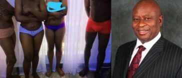 Ex-Nigerian Minister Arrests Hotel Staff, Strip Them Naked For Allegedly Stealing His N5,000 25