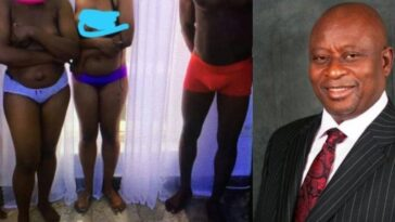Ex-Nigerian Minister Arrests Hotel Staff, Strip Them Naked For Allegedly Stealing His N5,000 5