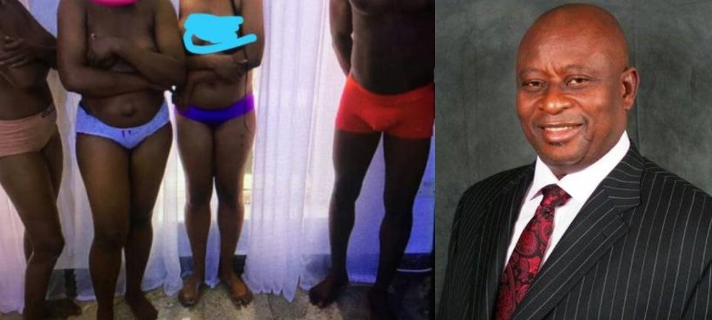 """God Will Punish Me If I Was Involved"" – Ex-Minister Denies Stripping His Hotel Staff Naked 1"