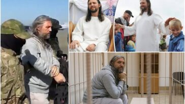 Russian Military Arrests Cult Leader Who Claims To Be Reincarnation Of Jesus Christ, Son Of God 4