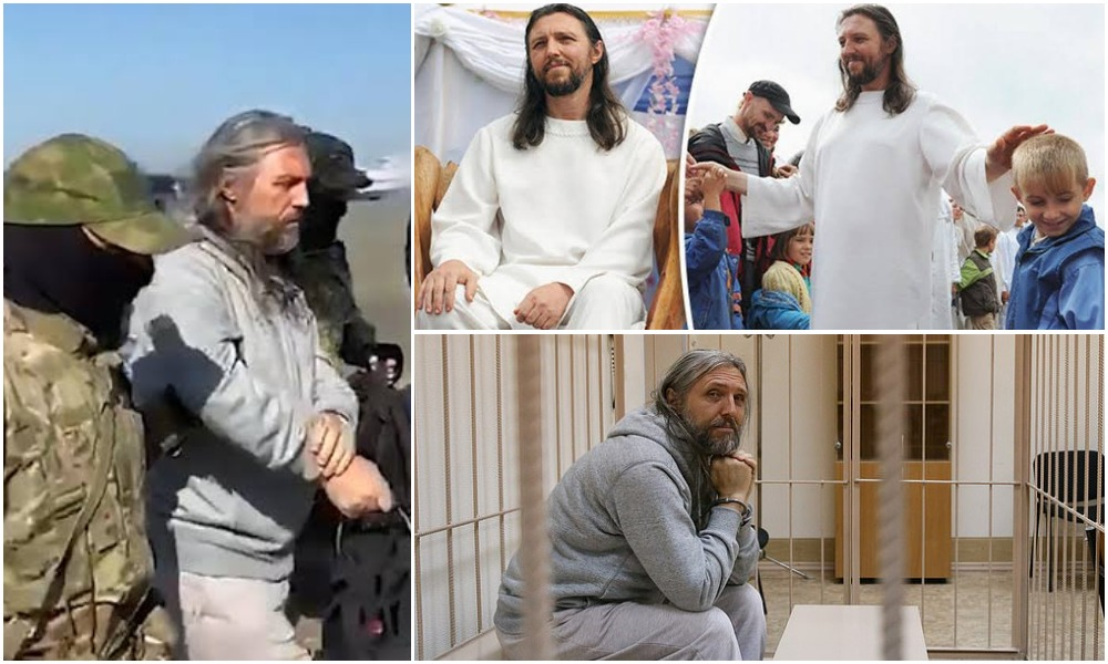 Russian Military Arrests Cult Leader Who Claims To Be Reincarnation Of Jesus Christ, Son Of God 1