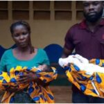 Police Arrests Man For Stealing And Selling Twin Babies Of His Ex-Girlfriend Whom He Impregnated 26