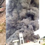 Many Feared Dead Including School Children As Petrol Tanker Explodes In Lokoja, Kogi [Photos/Video] 24