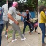 BBNaija's Trikytee And Eric Caught On Camera Fighting A Man In Public Over N5,000 [Video] 27
