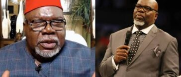 US Cleric, Bishop TD Jakes Traces His Roots To Nigeria, Discovers His Ancestors Were Igbos 28