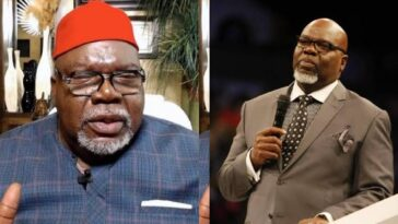 US Cleric, Bishop TD Jakes Traces His Roots To Nigeria, Discovers His Ancestors Were Igbos 1