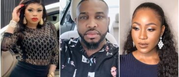 BBNaija: Bobrisky And Chidi Mike Fights Over Failed Promise Of N2 Million And Benz Car To Erica 24