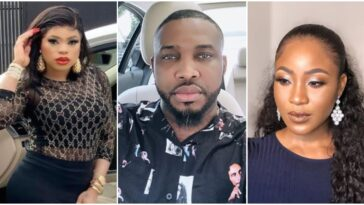 BBNaija: Bobrisky And Chidi Mike Fights Over Failed Promise Of N2 Million And Benz Car To Erica 8