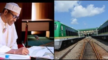 President Buhari Approves $1.96 Billion For Railway Contract From Kano To Niger Republic 2